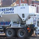 concrete 4U truck