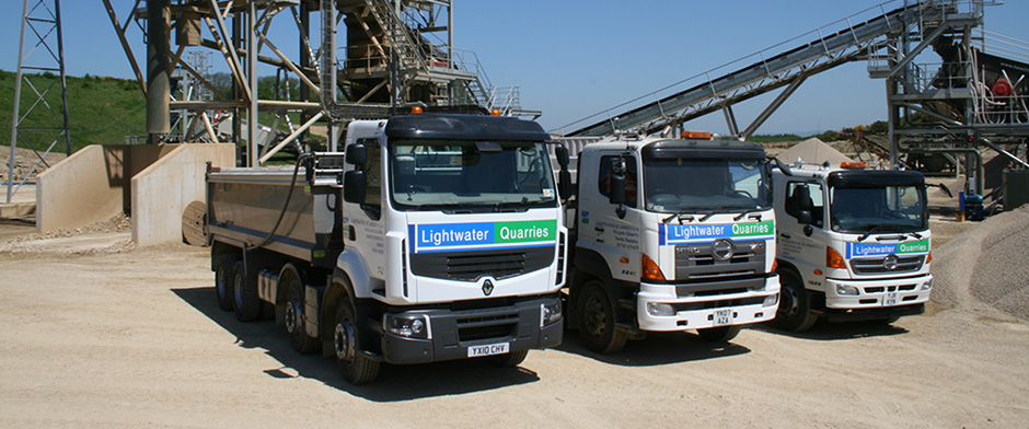 We are an independent quarrying company supplying Limestone, Crushed Rock, Sand & Gravel, Decorative and Recycled Aggregates and Concrete.