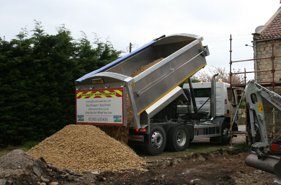 Pickhill Thirsk Tipper Delivery