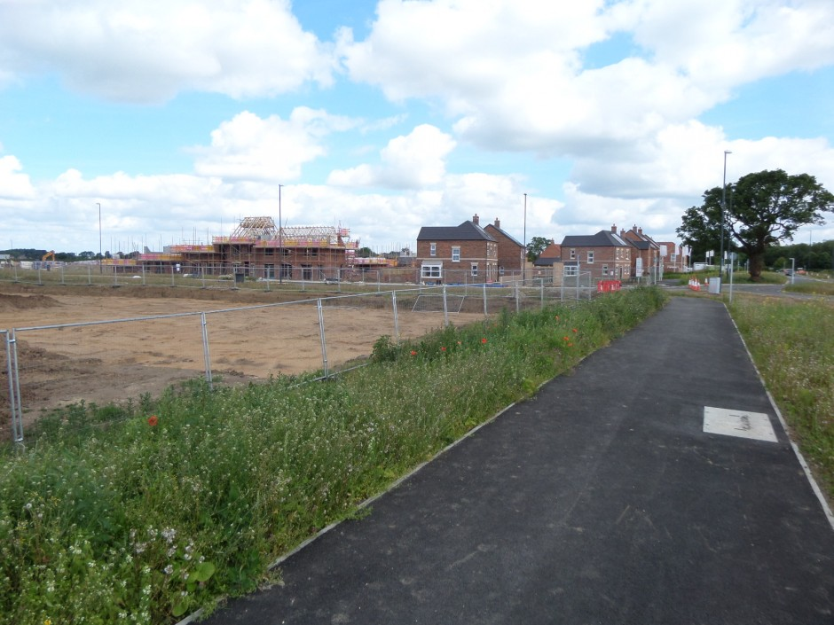 Sowerby Gateway Housing Thirsk